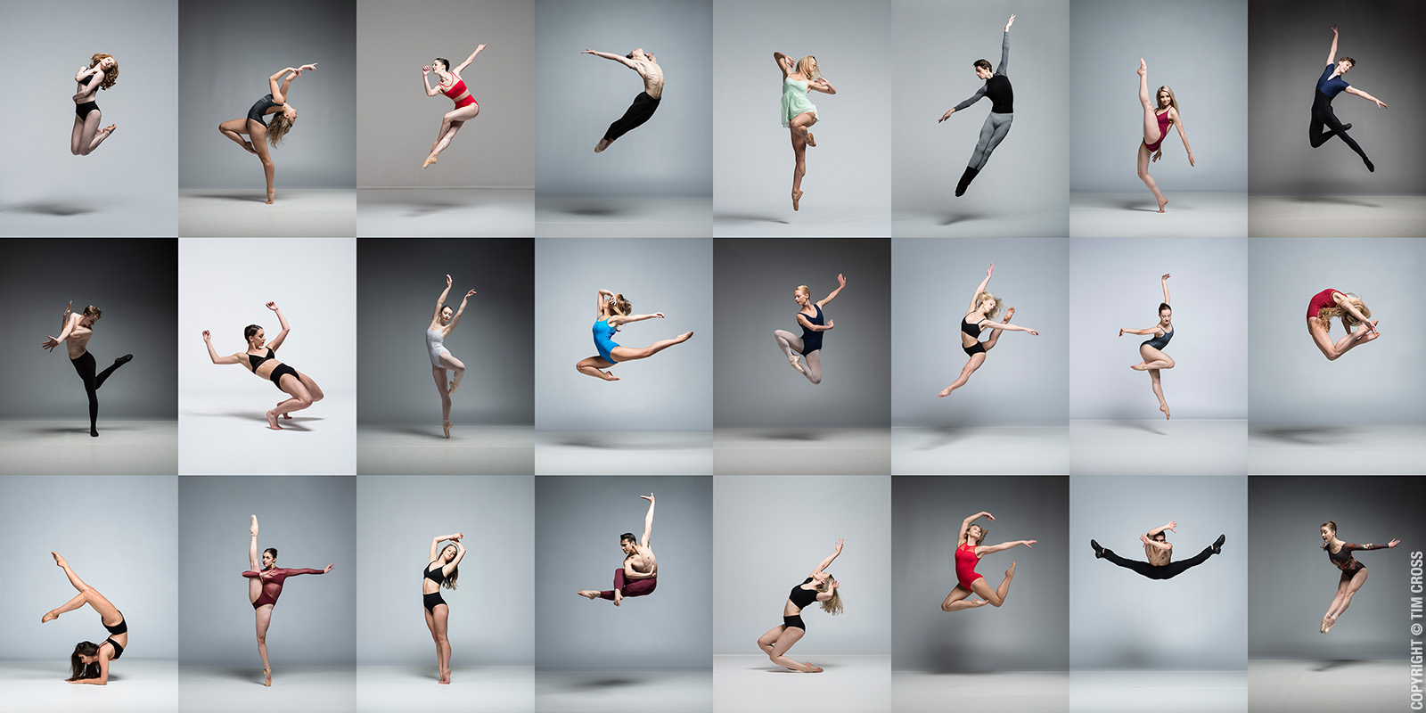 Dance Audition Photography by Tim Cross Photography