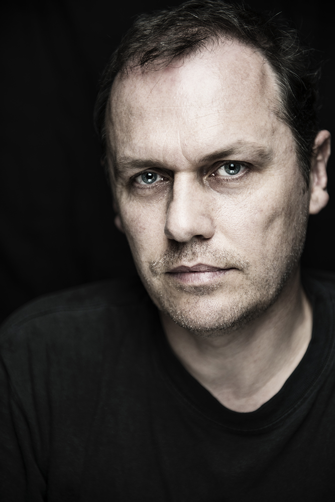 Tim Cross Portrait
